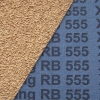 Шлифовальная лента CORK RB 555 X
