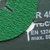 Шлифовальная лента Ceramit CR 456 FIBRE-PROCUT